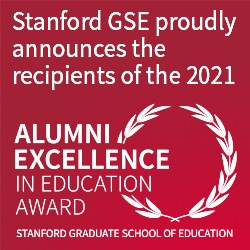 Alumni Excellence in Education Award