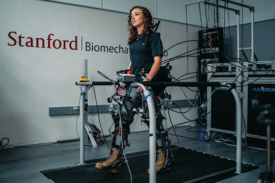 Wearable tech assisted by AI