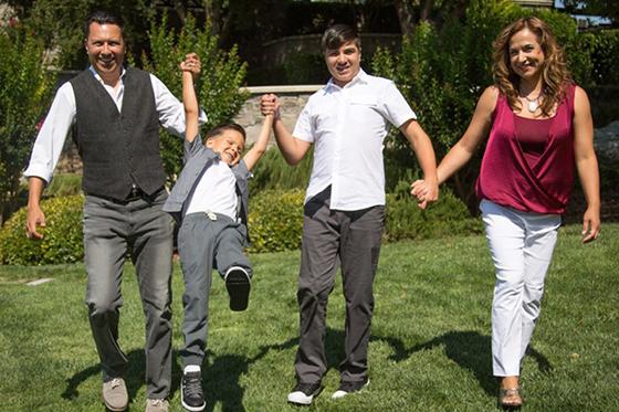 Ruiz family