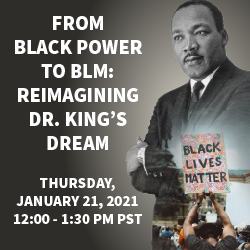MLK Jr. virtual event