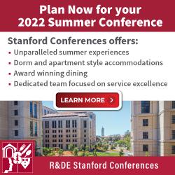R&DE Stanford Conferences