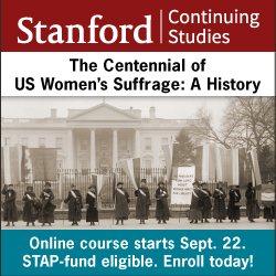 Continuing Studies Fall 2020 courses