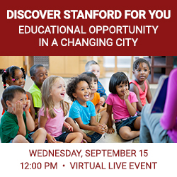 Discover Stanford For You