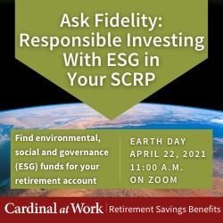 Responsible Investing workshop