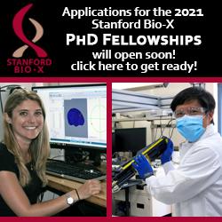 Bio-X PhD Fellowships