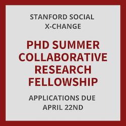 PhD Summer collab fellowship