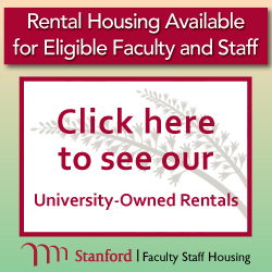 Faculty Staff Housing Rentals
