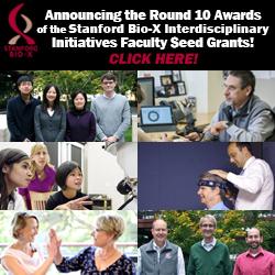 Round 10 Stanford Bio-X Seed Grants