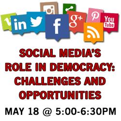 Social Media's Role in Democracy
