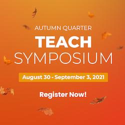 Stanford TEACH Symposium fall