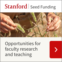 Stanford funding opportunities