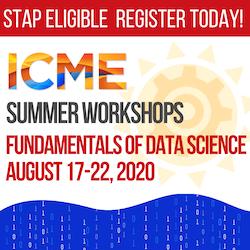 ICME Summer Workshops