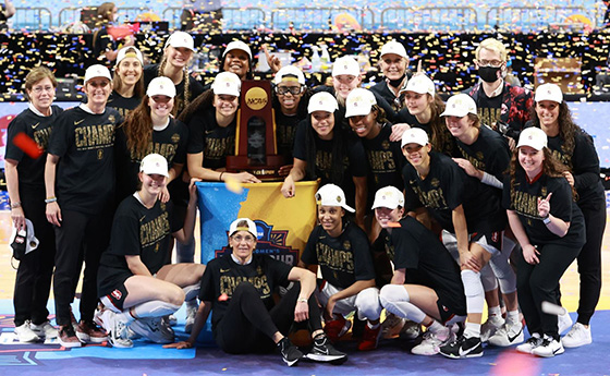 NCAA champs