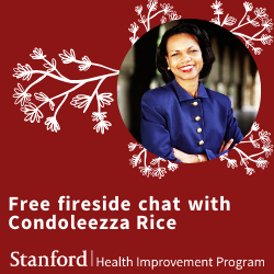 Fireside Chat with Condoleezza Rice
