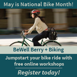 Jumpstart your bike ride