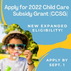 child care grant