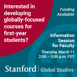 Global Studies Information for Faculty