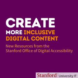 Stanford Office of Digital Accessibility