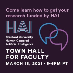 HAI Town Hall for Faculty
