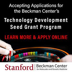 Beckman Seed Grant