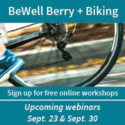 Upcoming free lunchtime bike webinars
