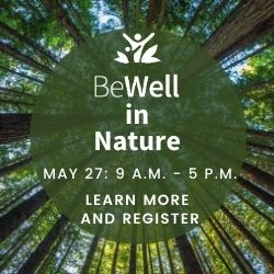 BeWell in Nature: May 29