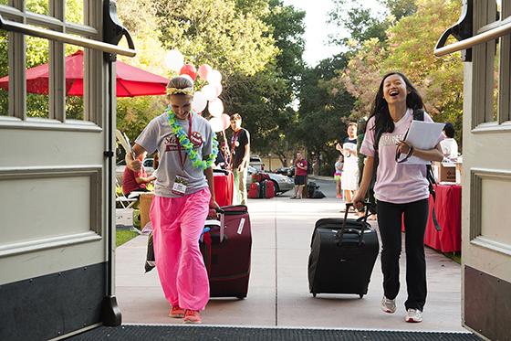 Undergraduate housing