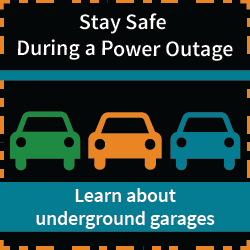 Stay safe during a power outage