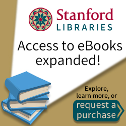Stanford Libraries Access to eBooks