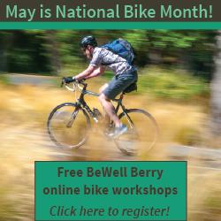 Free lunchtime bike webinars