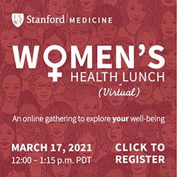 Virtual Women's Health Lunch