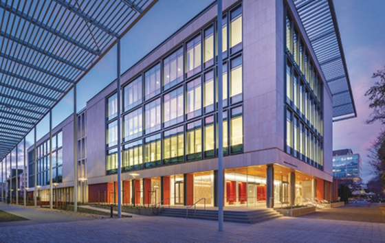 Biomedical Innovations Building