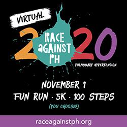 Virtual 20th Race Against PH