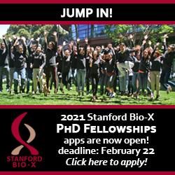 Bio-X postdoc fellowship applications