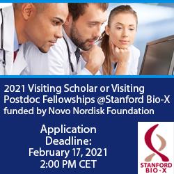 Bio-X NNF Postdoc applications