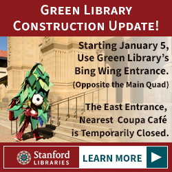 Green Library Construction update