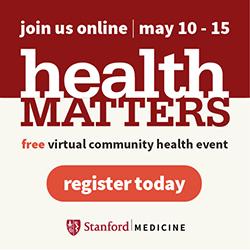 Health Matters Virtual Community Event