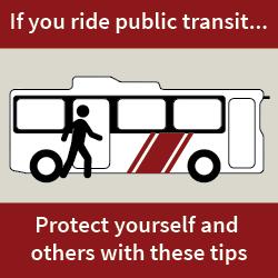 Tips for taking public transit