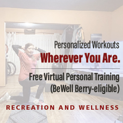 Free Virtual Personal Training