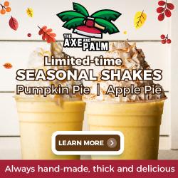 TAP Seasonal Shakes