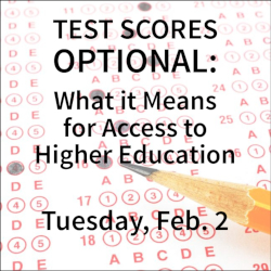 Test Scores Optional
