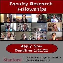 Clayman Institute for Gender Research