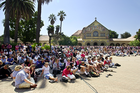 Stanford on 9/11