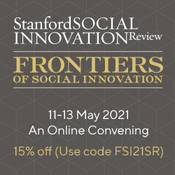 Frontiers of Social Innovation