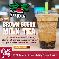 TAP Brown Sugar Milk Tea