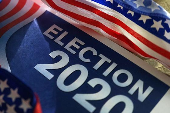 Illustration of 2020 election