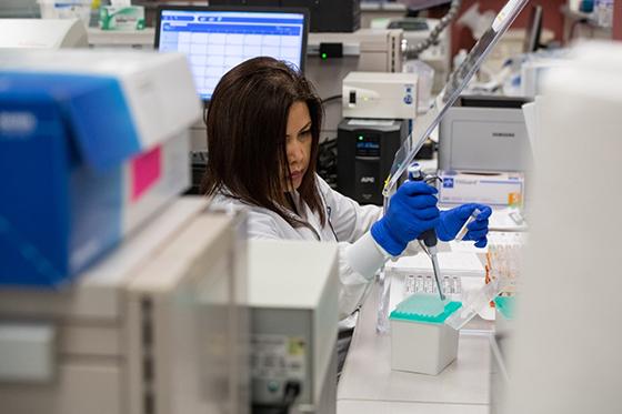 clinical virology laboratory