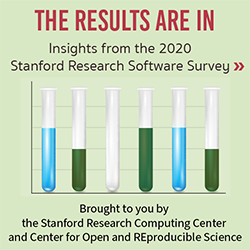 Stanford Research Software Survey