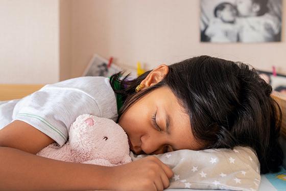 Mindfulness training for better sleep