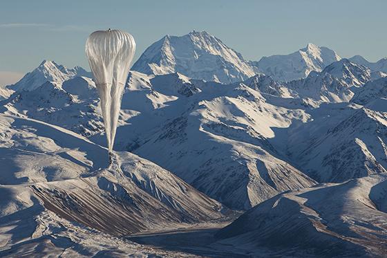 Superpressure balloons